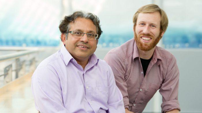 Prof. Amaresh Chakrabarti and Dipl.-Ing. Paul Bockelmann