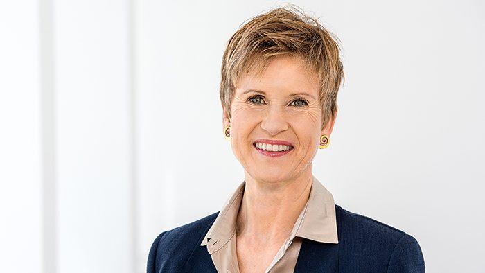Porträt der Unternehmerin Susanne Klatten