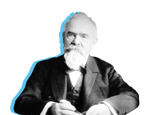 Prof. Carl von Linde