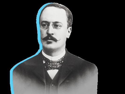 Portrait Rudolf Diesel