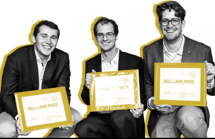 Preisträger des Bell Labs Prize 2015